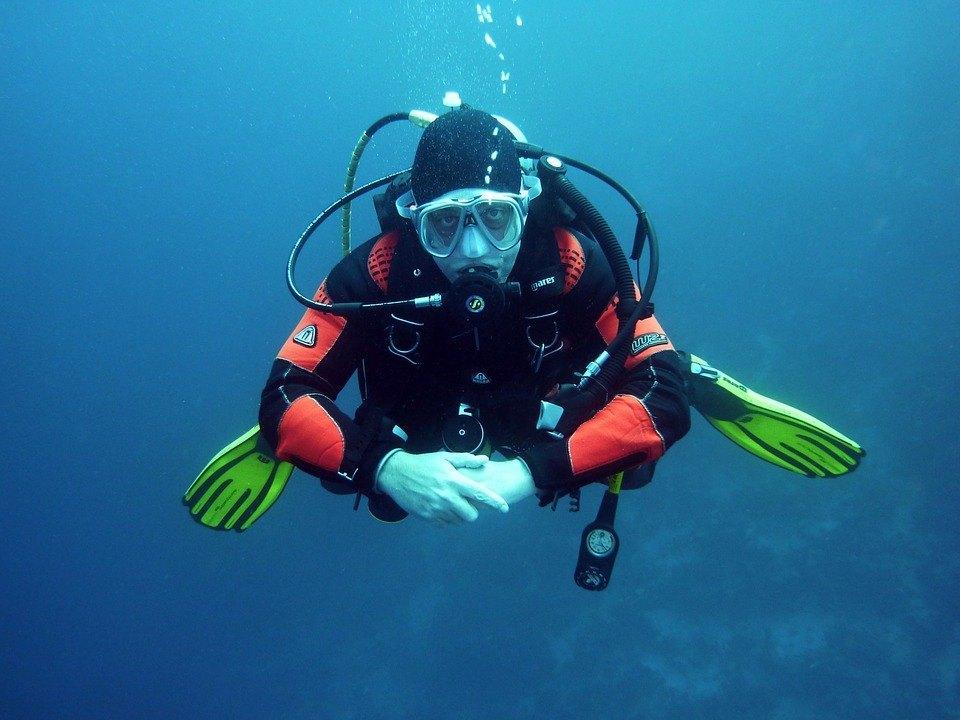 flotabilidad neutra