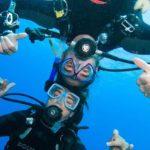 curso de master diver PADI