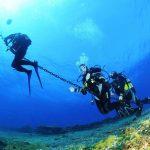 Finalización de la inmersión. Ascenso