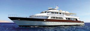 Barco de la flota Emperor
