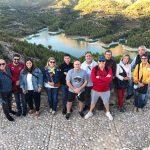 Grupo Buceo Navarra de excursión
